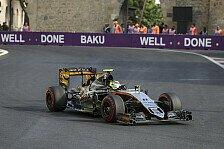 Formel 1 - Perez feiert: Und dann noch Kimi überholt!
