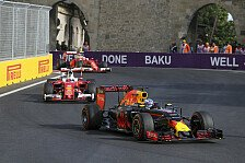 Formel 1 - Rennanalyse Baku: Wie Red Bull das Podest wegwarf
