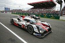 24 h Le Mans - Porsche vs. Toyota: Geschichte wiederholt sich