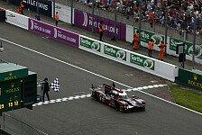 24 h von Le Mans - Video: Die 24 Stunden von Le Mans in der Zusammenfassung
