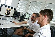 DTM - Marco Wittmanns Besuch in der MSM-Redaktion München