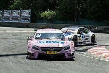 DTM - Mercedes mit Pech und Pannen am Norisring