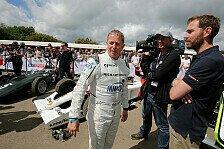 Martin Brundle erlitt in Monaco Herzattacke: Zwei Wochen später fuhr er Le Mans