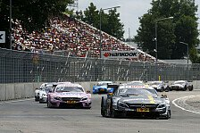DTM - Video: Norisring: Models und Mercedes!