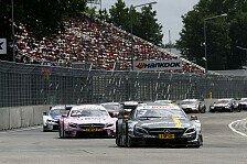 Samstags-Rennen der DTM am Norisring in Nürnberg verschoben