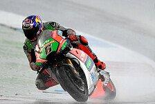 MotoGP - Bradls Rennen durch Aprilia-Fehler zerstört