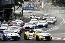 Motorsport - Sieg und Podium für Marschall am Norisring