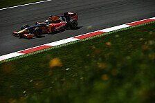 GP2 Live-Ticker: News-Splitter vom Red Bull Ring 2016