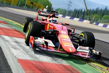 Games - Video: Assetto Corsa: Ferrari SF15-T und Red Bull Ring vor Release