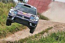 Volkswagen-Pilot Latvala peilt in Finnland vierten Sieg an