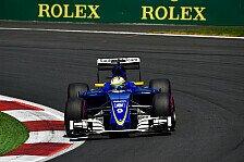 Formel 1 - Sauber in Großbritannien: Keine gute Voraussetzung