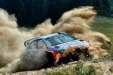 WRC - Video: Hyundai zeigt die besten Slowmotions der Rallye Polen