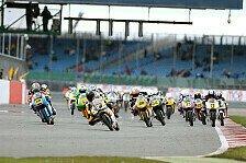 ADAC Northern Europe Cup Moto3 - ADAC NEC findet Anerkennung im MotoGP-Fahrerlager