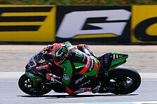 Superbike - So liefen die Trainings in Laguna Seca