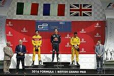 GP2 - Bilder: Großbritannien - 9. & 10. Lauf