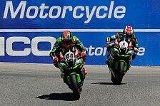 Superbike - Chaos in Lauf 2: Rea-Ausfall, Abbruch, Sykes-Sieg