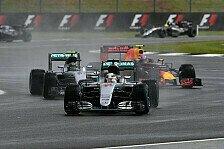 Formel 1 - Live: Der Sonntag in Großbritannien