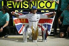 Formel 1 - Team für Team - Großbritannien GP: Rennen