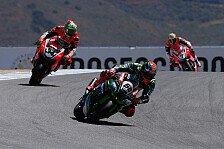 Superbike - Laguna Seca: Die Stimmen zu Lauf zwei