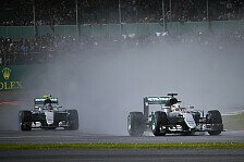 Formel 1 - Red Bull der gro�e Gegner: Mercedes in Ungarn: Favoritenstellung pass�