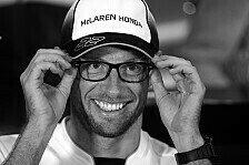 Jenson Button tritt nicht zurück, aber eigentlich schon