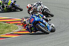 MotoGP - Suzuki-Piloten nach Renn-Debakel enttäuscht