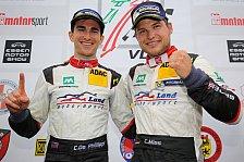 De Phillippi und Mies gewinnen das VLN-Finale