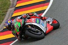 MotoGP - Aprilia in Österreich: Ziel ist die Top-10