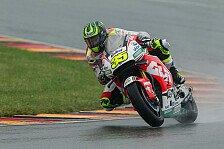 MotoGP - Crutchlow: Ich dachte, ich ende im Kies