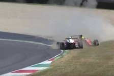 Motorsport - F4 Italien: Startcrash und Mick-Unfall in Mugello