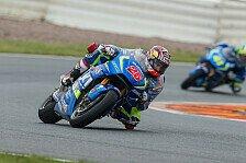 MotoGP - Spielberg: Suzuki kämpft trotz unterlegenen Motors
