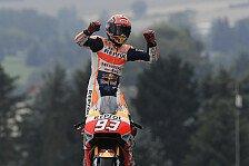 MotoGP - Marquez: Das ist mein neues Ich