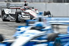 Simon Pagenaud und WIll Power kämpfen in Sonoma um den IndyCar-Titel 2016