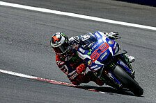 MotoGP - Video: Yamaha-Action bei Testfahrten in Spielberg