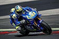 MotoGP - Aleix Espargaro: Zuversicht trotz Schmerzen