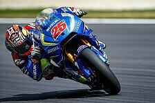 MotoGP - Vinales: Bestzeit-Kurs dank Winglets