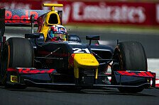 GP2 - McLaren-Junior in der GP3 auf Pole: Live-Ticker: GP2 und GP3 in Budapest 2016