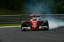Formel 1 - Roter Motor stottert am Samstag: Analyse: Ferraris Qualifying-Problem