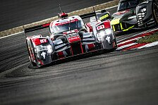 WEC - Ferrari fliegt ab - erste Full Course Yellow: Live-Ticker: WEC N�rburgring 2016