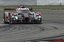 WEC - Richtige Taktik: Audi stürmt zur Nürburgring-Pole