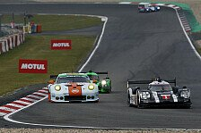 WEC - Video: WEC N�rburgring 2016: Porsches Bilanz nach dem Qualifying