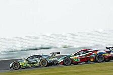 WEC - Racing vom Feinsten: GT-Klassen begeistern am Ring