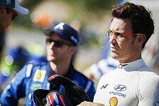 WRC - Video: Hyundai: Reibungsloser Shakedown vor der Rallye Deutschland