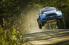 WRC - Video: Camillis �berschl�ge im Onboard-Video