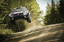 WRC - Bilder: Rallye Finnland - Vorbereitungen & Shakedown