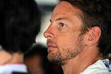 Formel 1 - Williams: Wir warten nicht auf Button