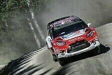 WRC - Ticker: News-Splitter Rallye Finnland 2016
