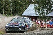 WRC - Bilder: Rallye Finnland - Tag 1