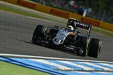 Formel 1 - Force India in Spa: Vierte Kraft als klares Ziel