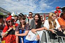 Spektakel in Spa: So geil ist die Formel 1